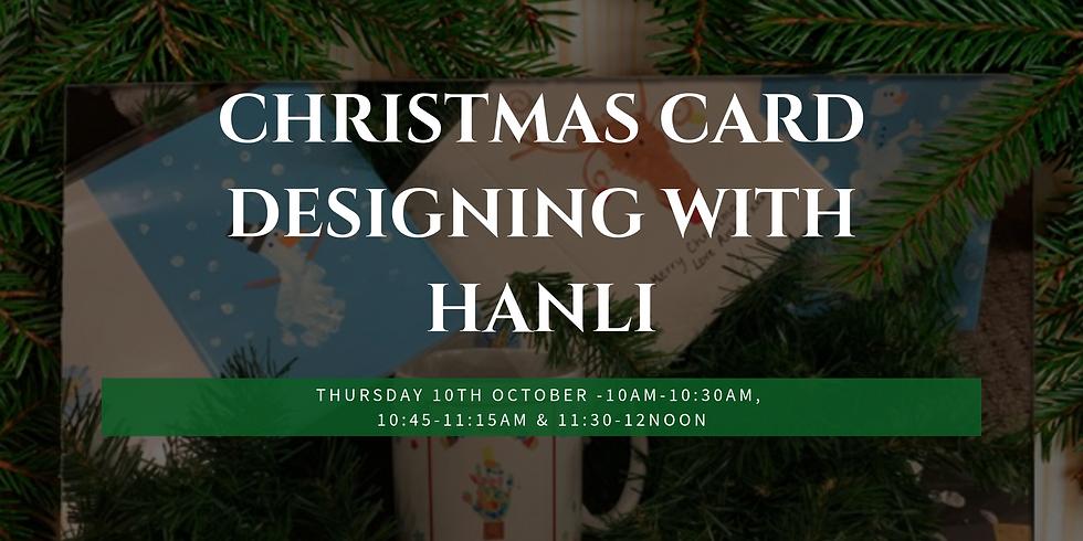 Christmas Card Designing