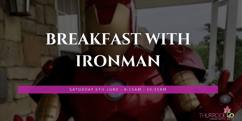 Breakfast with Ironman
