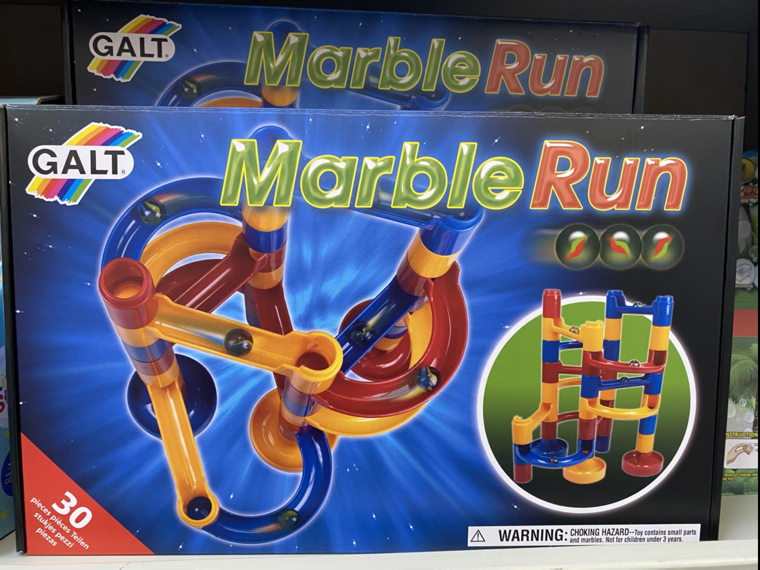 Marble Run by GALT