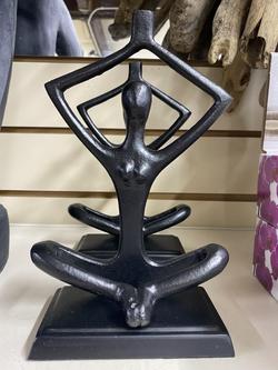 Yoga Ornament