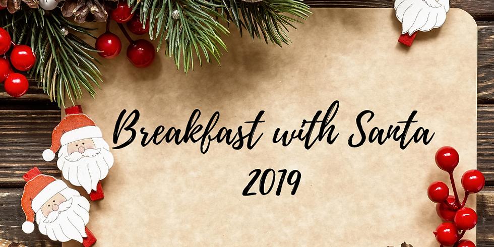 Breakfast with Santa - 14th December