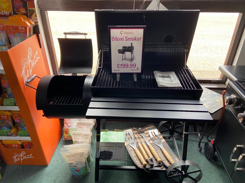 Tepro Biloxi Smoker - £199.99