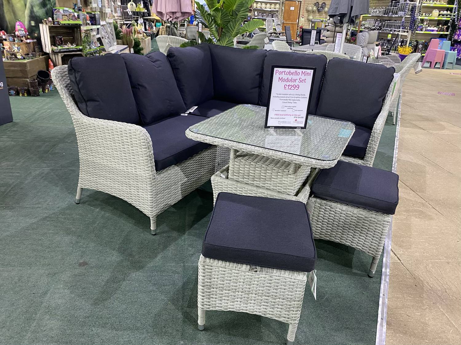 Portobello Mini Modular Set - £1299