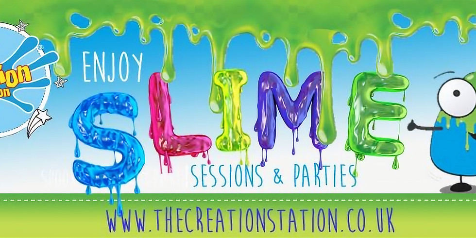 Slime Session (4years + ONLY)