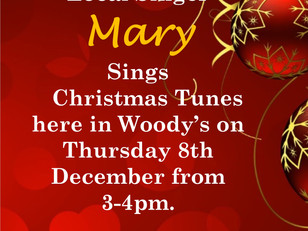 Local singers and orchestra's playing festive favourites this December!