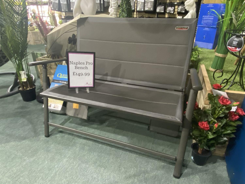 Quest Naples Pro Bench - £149.99