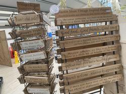 Austin Sloan plaques