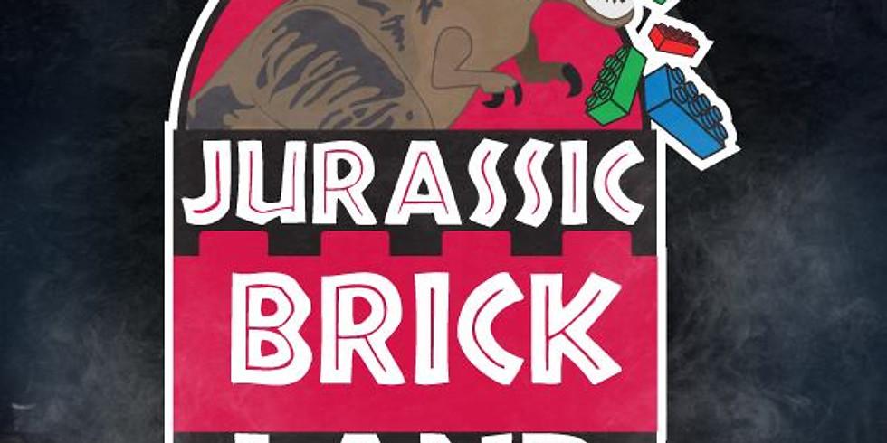 Bricks4Kidz Jurassic Brick Land