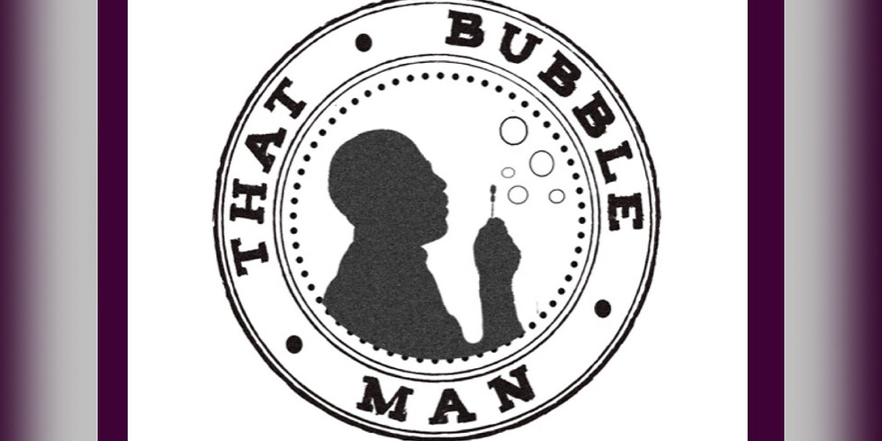 Indoor Bubble Workshop- 6 years + only
