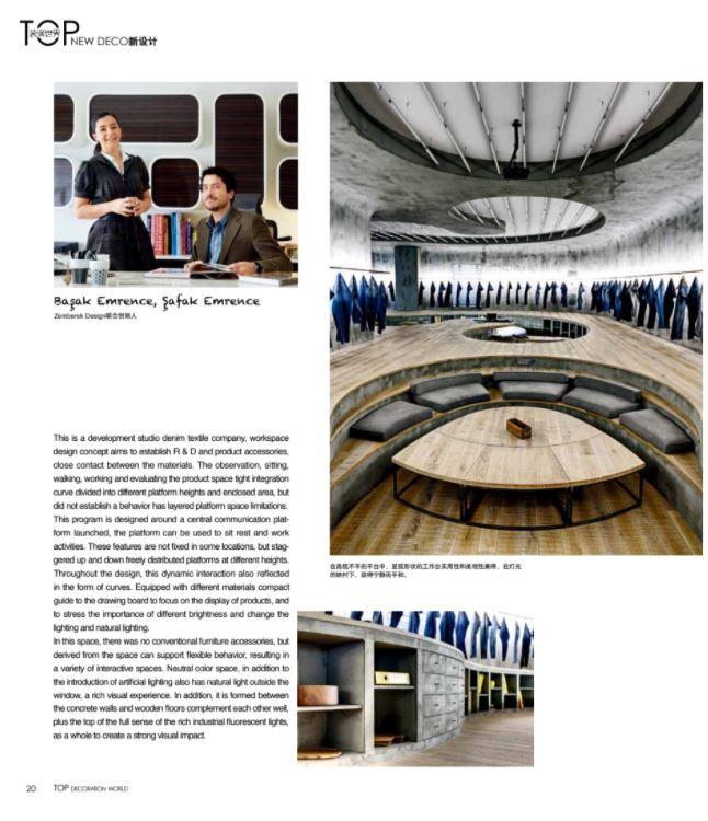 Top Decoration World - Vigoss Denim R&D