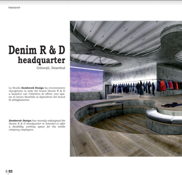AN - Vigoss Denim R&D