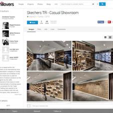 Archilovers - Skechers Casual Showroom