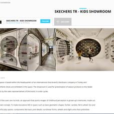 ARKIV - Skechers Kids Showroom
