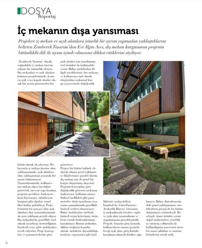 Artı Mimarlık Dergisi_Gün + Partners İstanbul