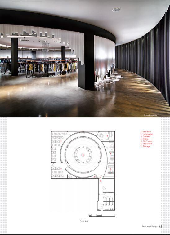 Interior World - Vigoss Denim R&D/Degaje