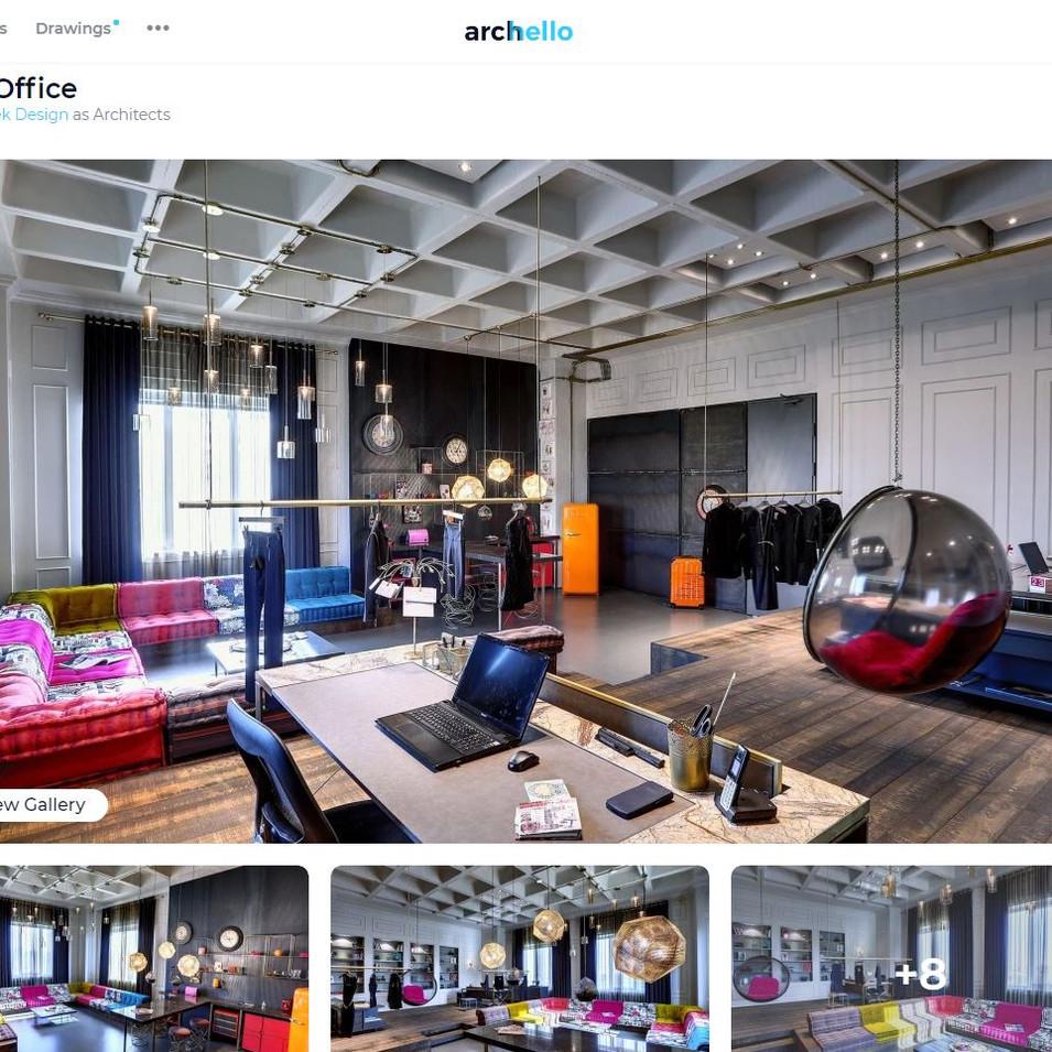 Archello - Vigoss E.B. Office
