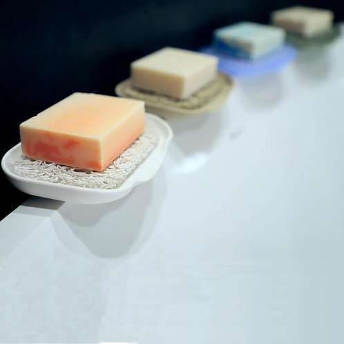 soap saver lift on edge of bath tub