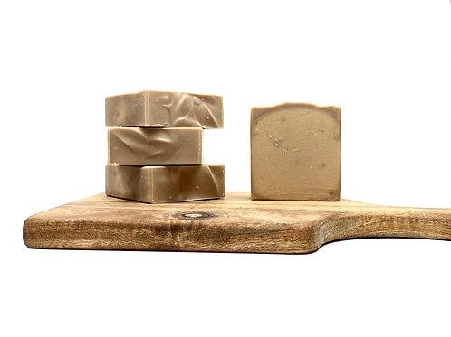 Oatmeal Milk & Honey Handcrafted Goat Milk Soap