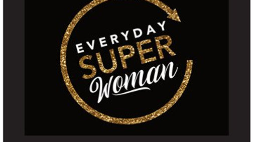 Everyday Super Woman Magnet