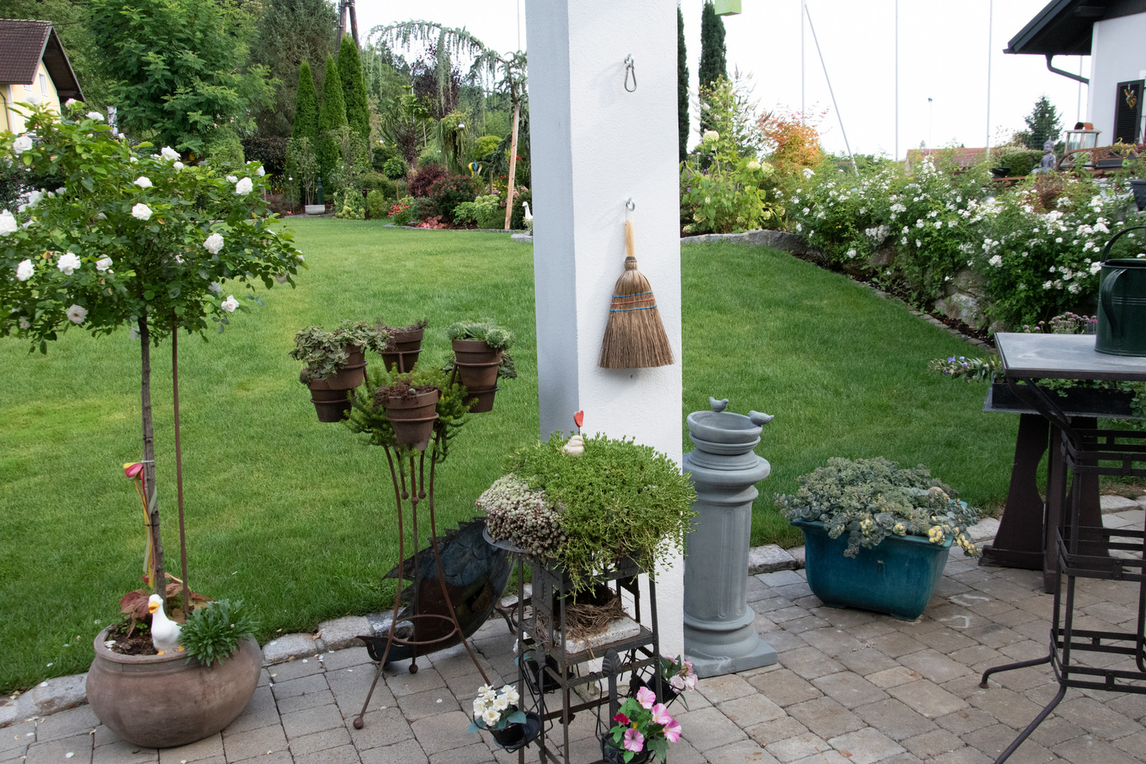 Landhaus Hammerl Garten