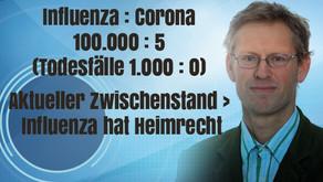 Dr. Bernd Haditsch zum Thema Corona