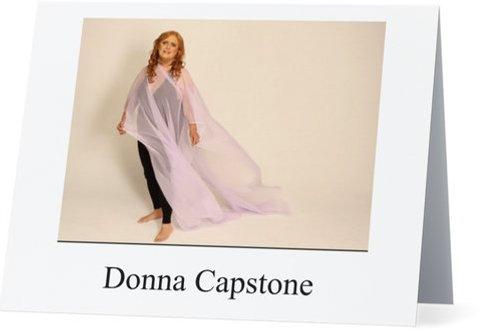 Donna Capstone Post Card