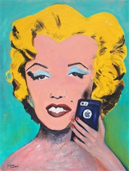 Mobile Marilyn