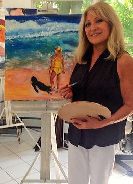 artist marlene kurland paintings