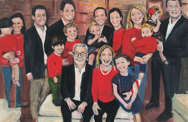 Pat & Richard - Beautiful Family