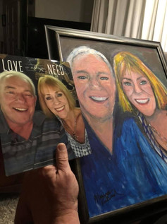 Example of Commission work  - Love Is All You Need