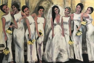 Bridal Party - Lisa's Wedding