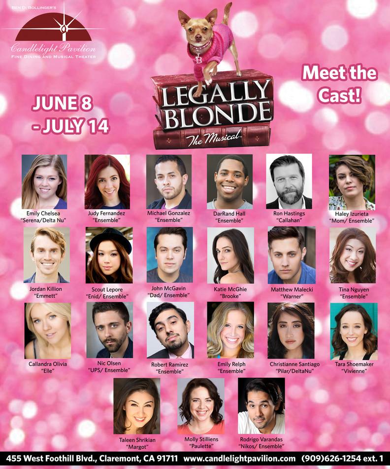 Legally Blonde Meet the Cast Flyer (2).j