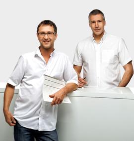Dr. med. univ. Josef Hutter und Mag. Dr. med. univ. Alexander Zeilner