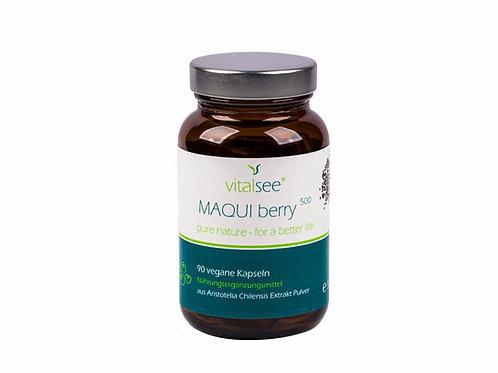 MAQUI berry 500 Extrakt