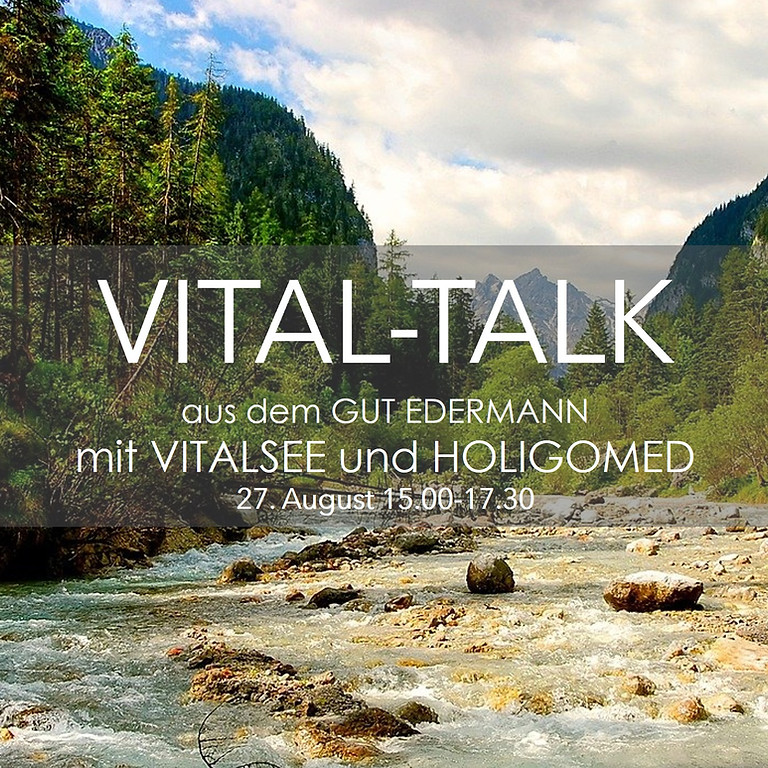 Vital-Talk GUT EDERMANN