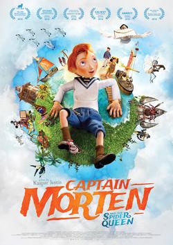 Captain Morten & the Spider Queen