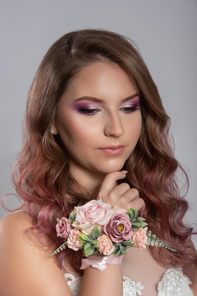 TP Makeup Takács Petra Sminkes Pécs menyasszonyi smink