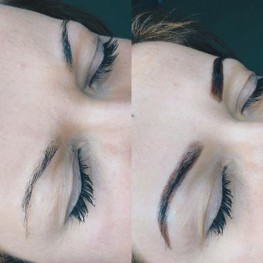 Henna Szemöldökfestés Pécs | TP Makeup