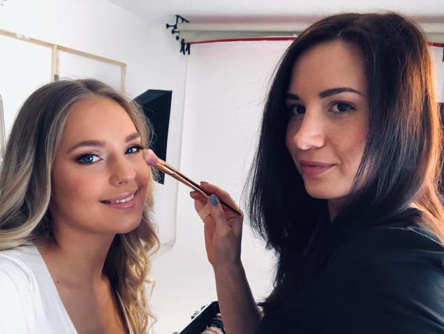 TP Makeup Takács Petra Sminkes Pécs werkfotó
