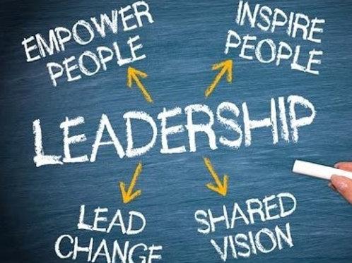 Organizing For Success - Leadership