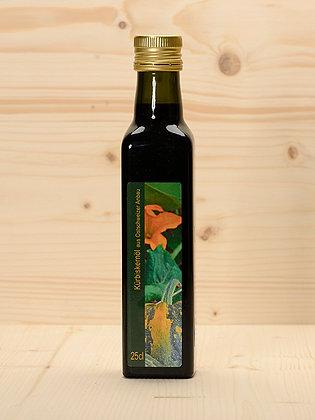 Kürbiskernöl aus Ostschweizer Anbau