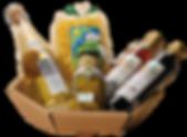 Geschenkkorb Genuss in Rohners Hofladen