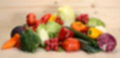 Frische Salate, Obst und Gemüse in Rohners Hofläden