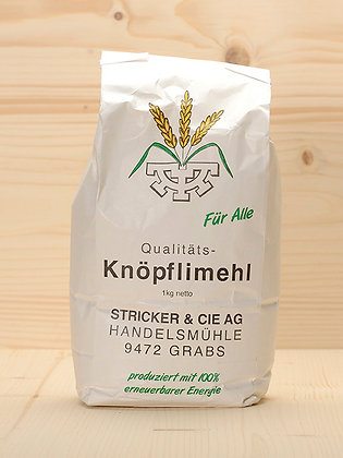 Qualitäts-Knöpflimehl