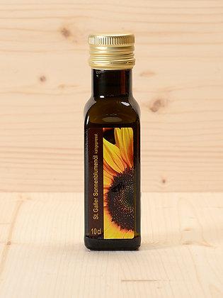 St.Galler Sonnenblumenöl kaltgepresst
