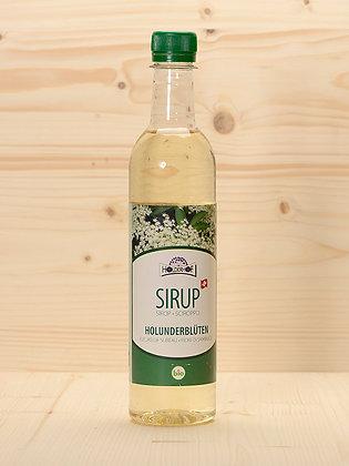 Bio-Holunderblüten Sirup