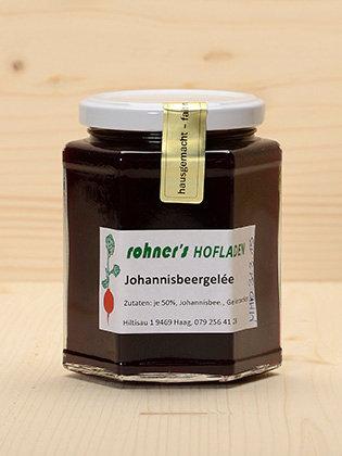 Johannisbeergelée Rohner's Hofladen