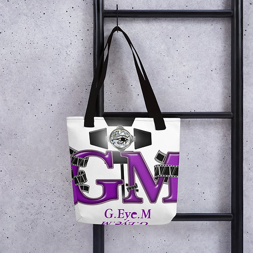 G.Eye.M Tote bag