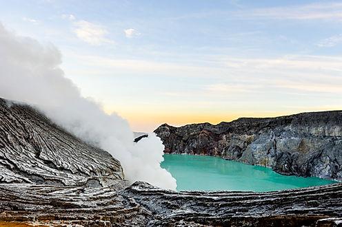 ijen crater