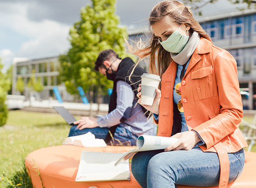 Masks Required to Be Worn by Students, Faculty, and Visitors on University Campuses